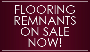 Flooring remnants on sale now at Abbey Carpet & Floor in Bentonville!